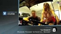 """Zapping TV : la parodie sexy de """"Connasse"""" par D8"""