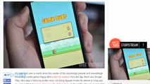 'Flappy Bird' Creator Says He's Considering Bringing His Game Back