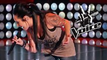 Kat Perkins Audition Leads Blind Auditions – The Voice Season6