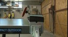 Robot Ping Pong Paddle - Robot Jouer Ping Pong