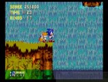 Sonic The Hedgehog 3 & Knuckles as Sonic & Tails Angel Island Zone
