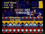 Sonic The Hedgehog 3 & Knuckles as Sonic & Tails Carnival Night Zone