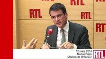 VIDÉO - Écoutes de Nicolas Sarkozy : Manuel Valls défend le gouvernement