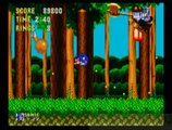 Sonic The Hedgehog 3 & Knuckles as Sonic & Tails Mushroom Hill Zone