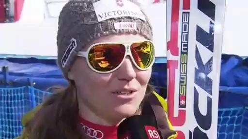 Ski Alpine World Cup Women's Downhill Lenzerheide