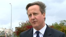 PM says only Conservatives have courage on EU