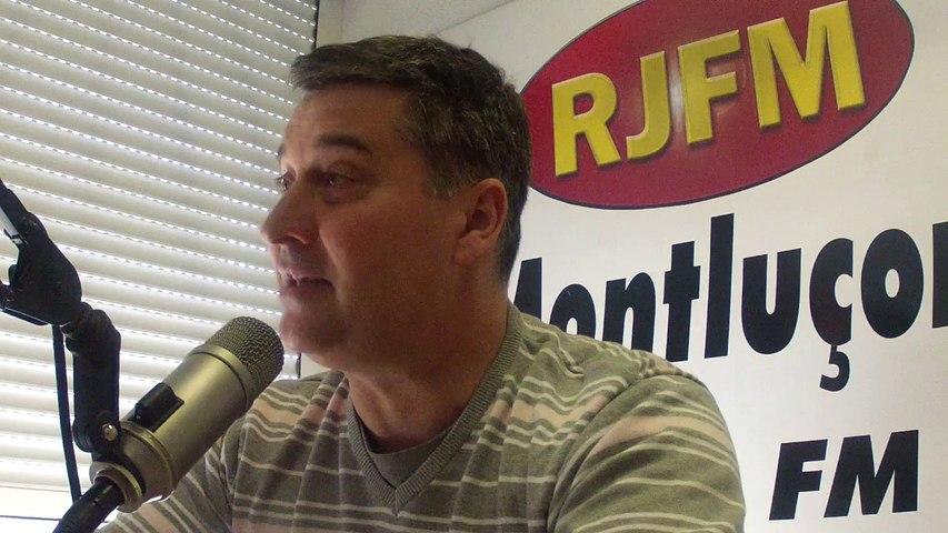 Patrice Daffy candidat aux élections municipales 2014 à Néris les Bains