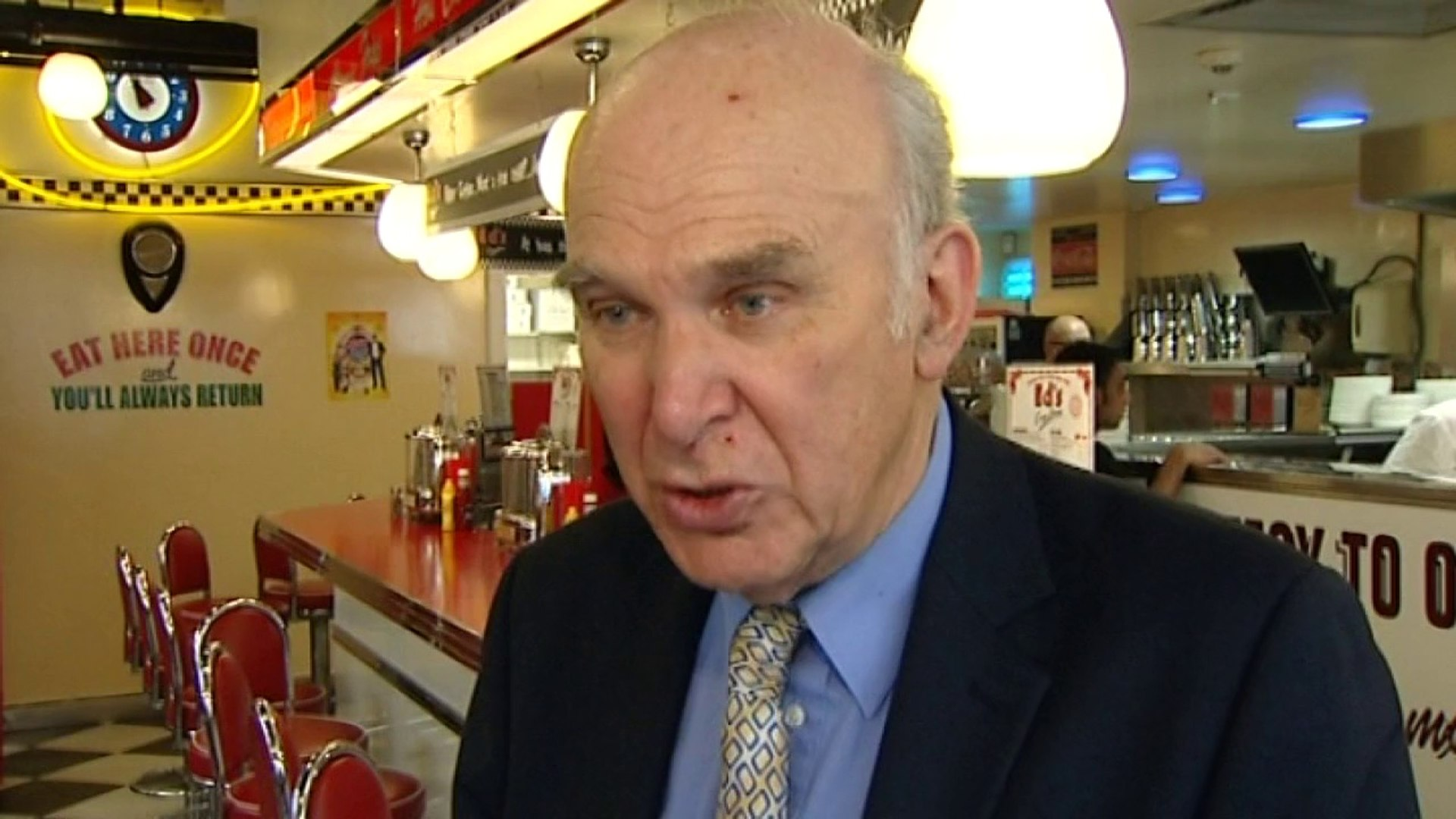 Vince Cable announces minimum wage increase