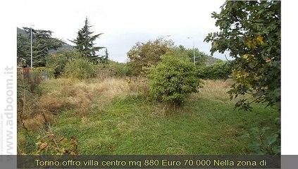TORINO, CASELETTE   VILLA  CENTRO MQ 880 EURO 70.000