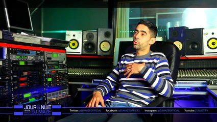 DJ MAZE - L' INTERVIEW !!! Ep3 #JNDM