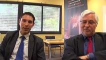 interview Michel Cadé/ Fabrice Lorente par Nicolas Caudeville