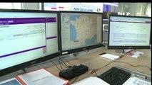 Centres opérationnels SNCF: les TGV suivis à la minute près