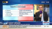 BFM Story: Élections municipales de 2014 à Béziers: Robert Ménard serait en tête au premier tour selon un sondage CSA - 12/03