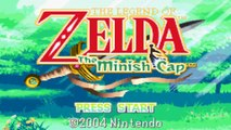 Direct-Live : The Legend of Zelda - The Minish Cap (GBA)