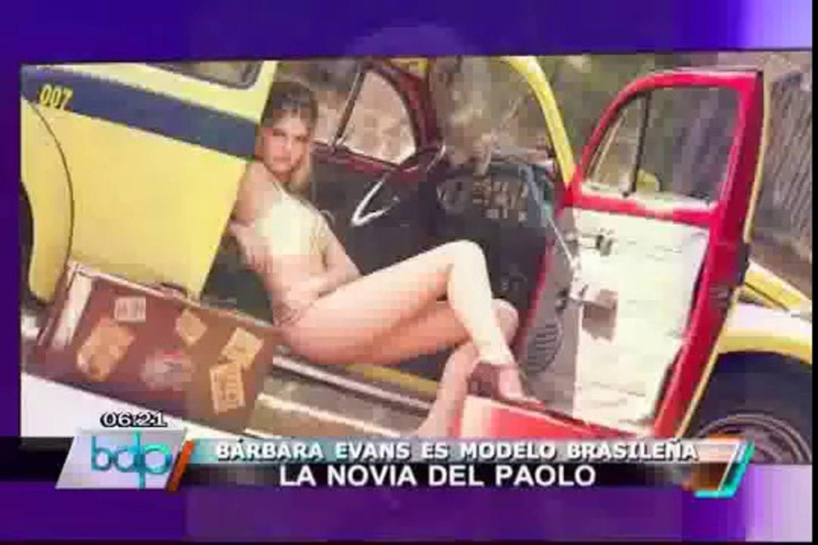 La musa e inspiración de Paolo Guerrero que ahora cuidará de él tras su lesión