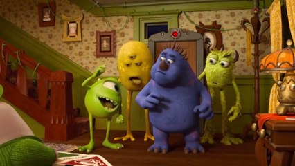Party Central Clip Operation: Party Central - Monsters University Short HD