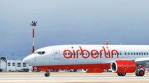 FSX Air Berlin Boeing 737 Landing @ Djerba RWY 09 ( HD )