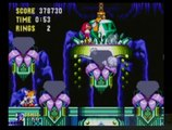Sonic The Hedgehog 3 & Knuckles as Sonic & Tails Hidden Palace Zone