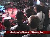 Gros Freestyle de Tunisiano en live dans Planète Rap