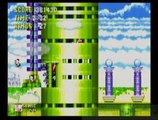 Sonic The Hedgehog 3 & Knuckles as Sonic & Tails Sky Sanctuary Zone