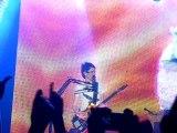 Muse Live Bercy -Supermassive black hole