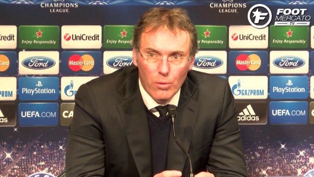 PSG : Blanc évoque la suite de la Ligue des Champions