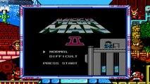 [Longplay] Megaman 2 (Nes 8 bits) No Death