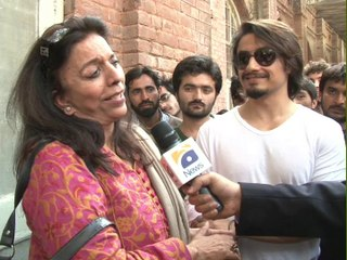 Ali Zafar in Capital Talk (Part 2)