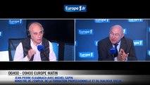 Michel Sapin, invité d'Europe 1