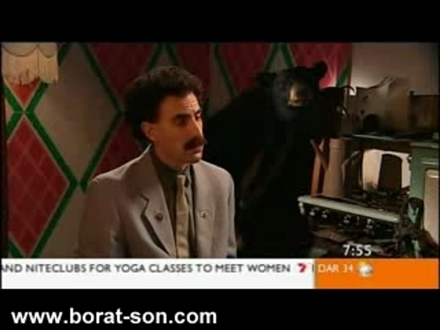 Borat dating show
