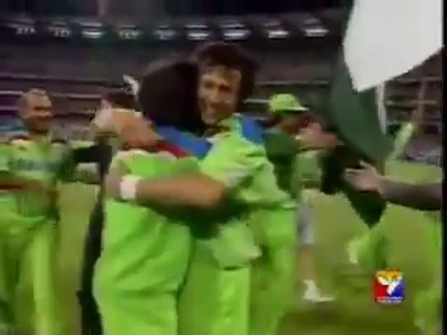 Cricket WORLD CUP 1992 Final Winning Moments