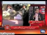 Haroon Rasheed on Imran Nawaz Meeting