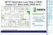 BPTP Visionnaire Luxe Villas Reviews Call @ 09999536147 In Gurgaon