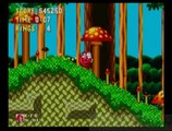Sonic The Hedgehog 3 & Knuckles as Knuckles Mushroom Hill Zone
