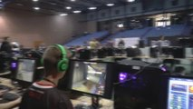 Tour de la zone joueurs - EMS One Katowice