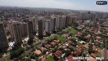 Ribeirao Preto, la ville de l'Equipe de France au Brésil
