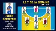 LNH | 7 de la semaine - J17 (handball)