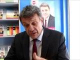 Municipales - Chaumont : interview de Patrick Lefèvre