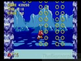 Sonic The Hedgehog 3 & Knuckles as Knuckles Ice Cap Zone