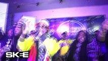 "Snoop Dogg & Wiz Khalifa ""We Dem Boyz"" Live @ ""Respect The West"" SXSW Showcase, Woven Digital House, Austin, TX, 03-12-2014 Pt.1"