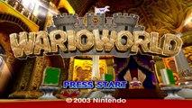 Wario World HD on Dolphin Emulator (Widescreen Hack)