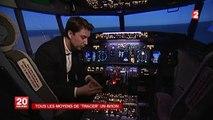 Radars, ondes, transpondeur : comment repérer un avion en vol ?