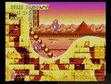 Sonic The Hedgehog 3 & Knuckles as Knuckles Sandopolis Zone