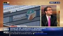 L'Éco du soir: Rachat de SFR: quels sont les avantages et les inconvénients des offres de Bouygues et Numericable ? - 13/03