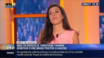 Direct de Gauche: Malgré ses maladresses dans l'affaire des écoutes sur Sarkozy, Taubira bénéficie d'une image positive à gauche - 13/03