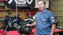 How to adjust 4 stroke motorcycle valves