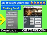 Age of Warring Empire Cheats For Gold iPhone *March 2014 Working Age of Warring Empire Cheats *