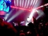 Muse à Nantes 17.12.06 suite hysteria