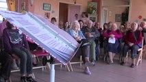Les Rencontres Bleues pour le bien-être et la qualité de vie des personnes âgées en établissements
