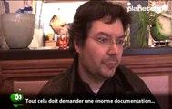Olivier Speltens en interview pour planetebd.com